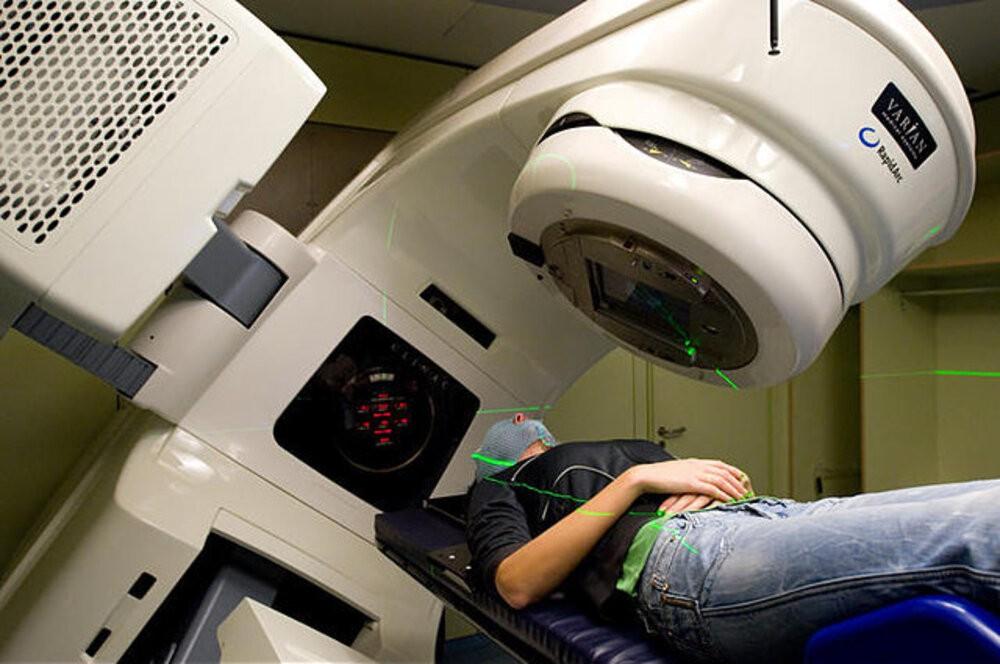 رادیوتراپی - زیر شاخه رشته فیزیک پزشکی